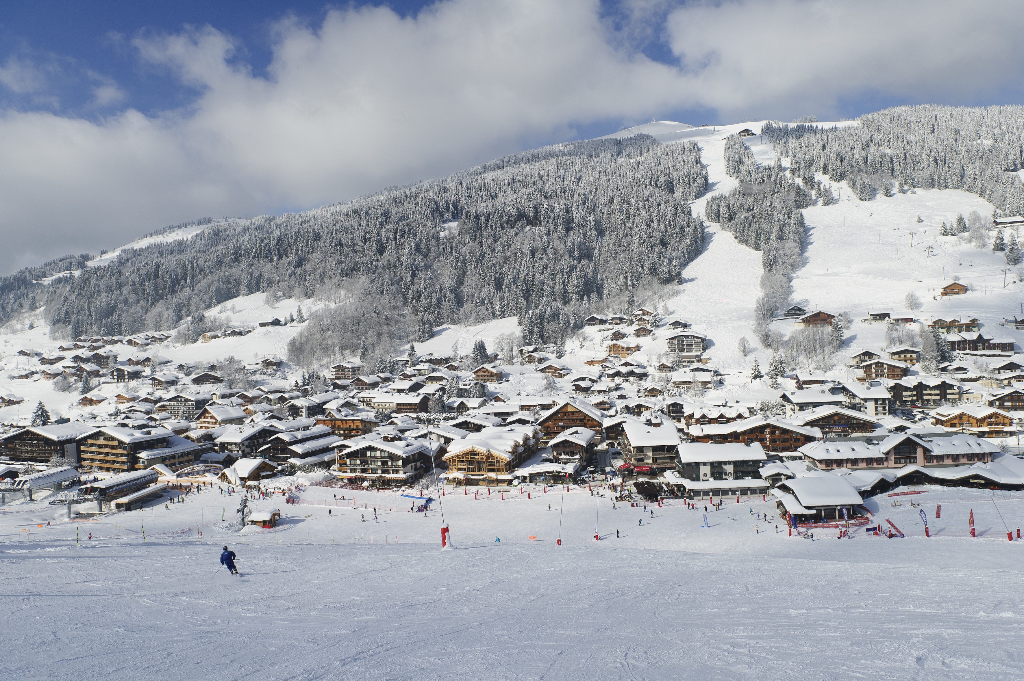 Lesgets Winter