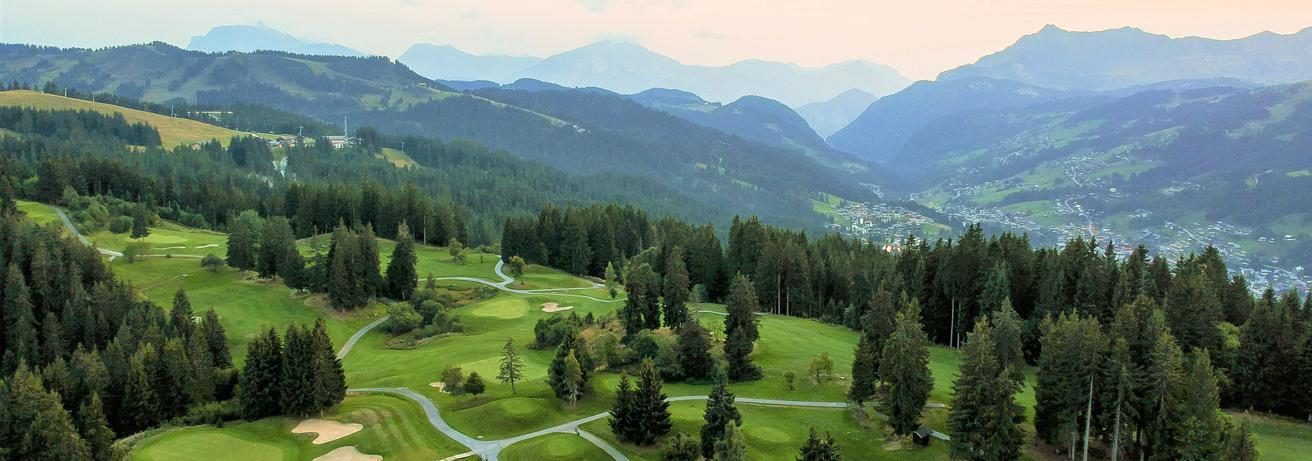 Lesgets Scenery Golf Course
